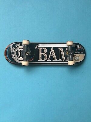 Tech Deck Bam Element Fingerboard  excellent Pre-Owned Vintage