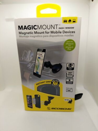 Scosche MAGWSM2 MagicMOUNT Suction Mount For Mobile Devices - $13.50