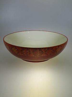 Noritake Elements Coral Round Vegetable Bowl