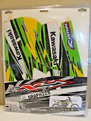 - N-Style Kawasaki Accelerator Graphics Kit, # N40-3329