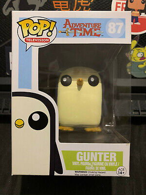 Funko Pop! Adventure Time: Gunter #87