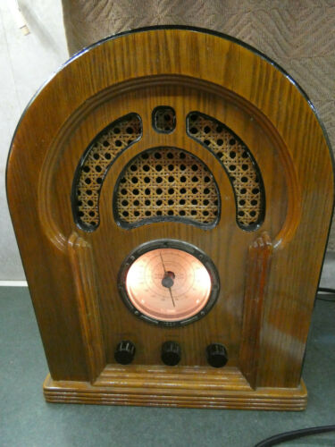 Spirit of St. Louis Collector Edition Radio and Cassette Player Model # 543.655