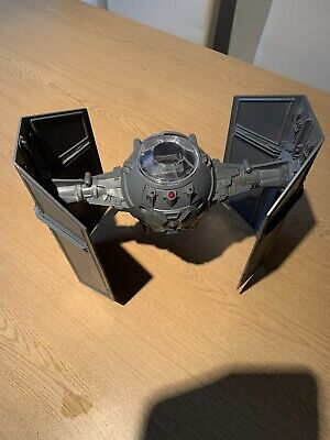 Darth Vader's Tie Fighter Ship Vintage Star Wars Kenner Palitoy Vehicle 1977
