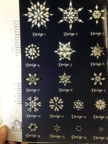 The Magic of Snowflakes by Deverie Wood (1997, Paperback)