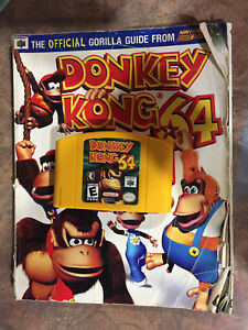 DK64 + Players Guide