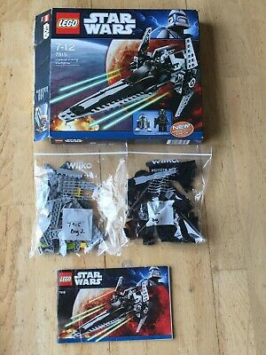 LEGO Star Wars Imperial V-wing Starfighter (7915) - 100% complete