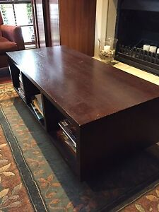 Large coffee table Kew Boroondara Area Preview