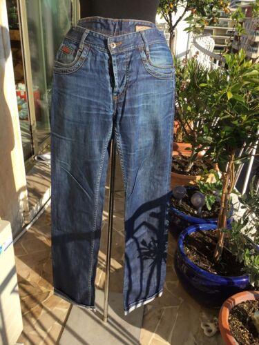 Tres beau jeans droit regular dolce & gabbana 29 tbe authentique