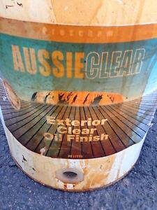 EXTERIOR CLEAR OIL FINISH Casula Liverpool Area Preview