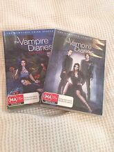 Season 3&4 The Vampire Dairies Maryland 2287 Newcastle Area Preview