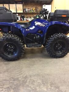2008 700 grizzly