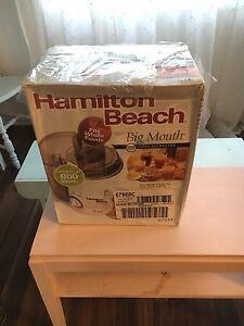 Hamilton Beach Juicer - NEW