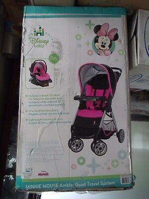 baby stroller car seat amble quad travel