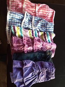 Lot of 11 skirts- size 7/8