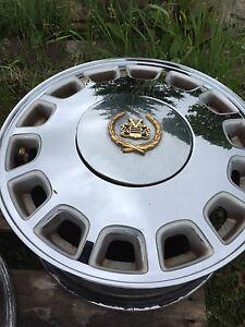 93 Cadillac  Allante  rare original 16s