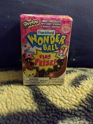 Wonder Ball Chocolate Shopkin - Wonder Balls