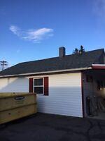 Red seal roofer