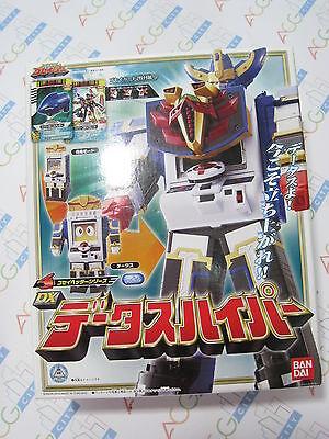 Power Ranger Tensou Sentai Goseiger Headers DX Datas Hyper Megazord Bandai Japan for sale  Shipping to South Africa