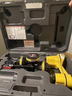 Ridgid Seektech Sr-20 Utility Underground Line Locator Hard Case Sr20 Tracer