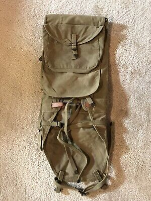 WWII US M-1928 haversack with mess kit pouch Boyt 1941