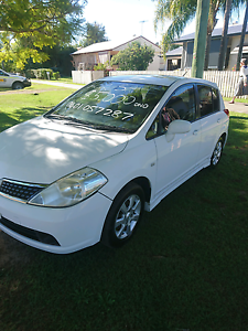 2006 Nissan Tiida ST hatch back Grafton Clarence Valley Preview