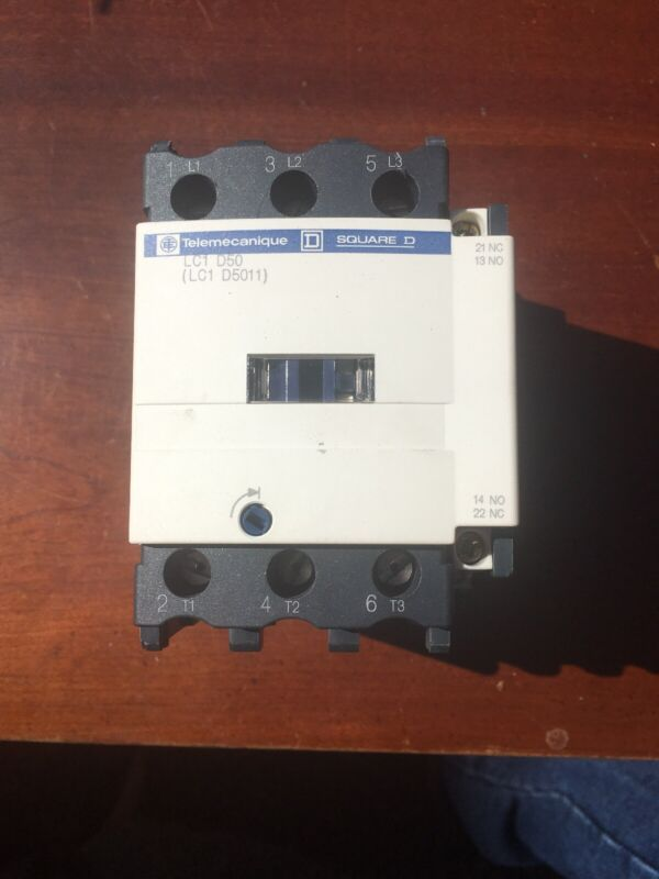 Square D Telemecanique  70 Amp Starter Contactor