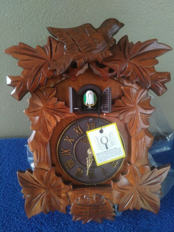 Vollmond Quartz Movement Made in China Cuckoo Clock