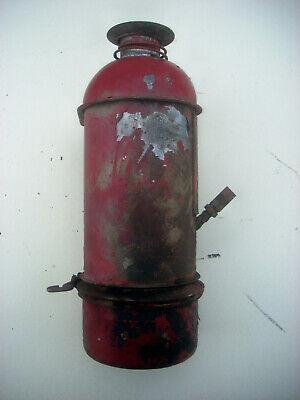 Ih Farmall Mccormick International O4 Orchard Tractor Air Cleaner And Extension
