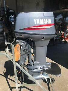 50hp Yamaha Outboard Southport Gold Coast City Preview