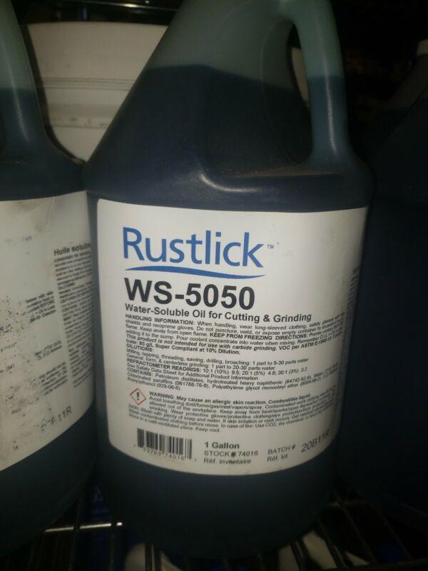 ITW Dykem/Dynam H9240 Rustlick WS5050 Heavy-duty Soluble Oil, 1 Gallon