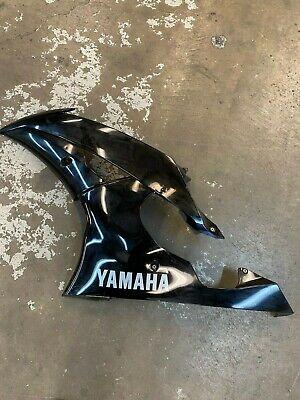 08-16 Yamaha YZF-R6 Left Side Fairing