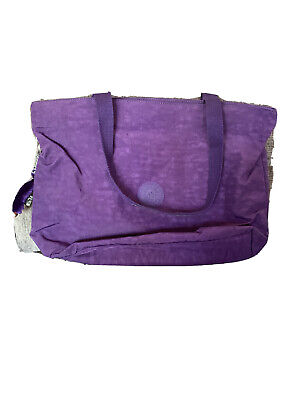Kipling Purple Handbag