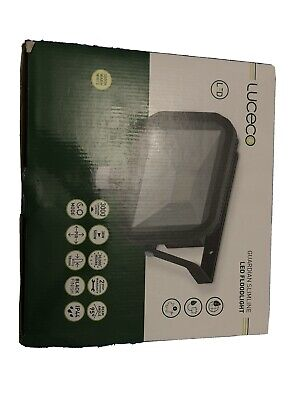 luceco led floodlight NEW IN BOX