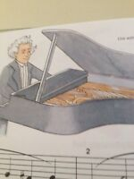 PRIVATE PIANO LESSONS ALL AGES RC.M class lessons