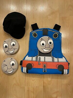Thomas The Train Toddler Costume 1-2 Years 12-24 Months RARE