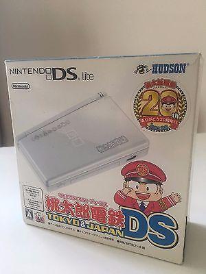 Image NINTENDO DS Lite console - Limited Edition - Momotarou Dentetsu Tokyo & Japan