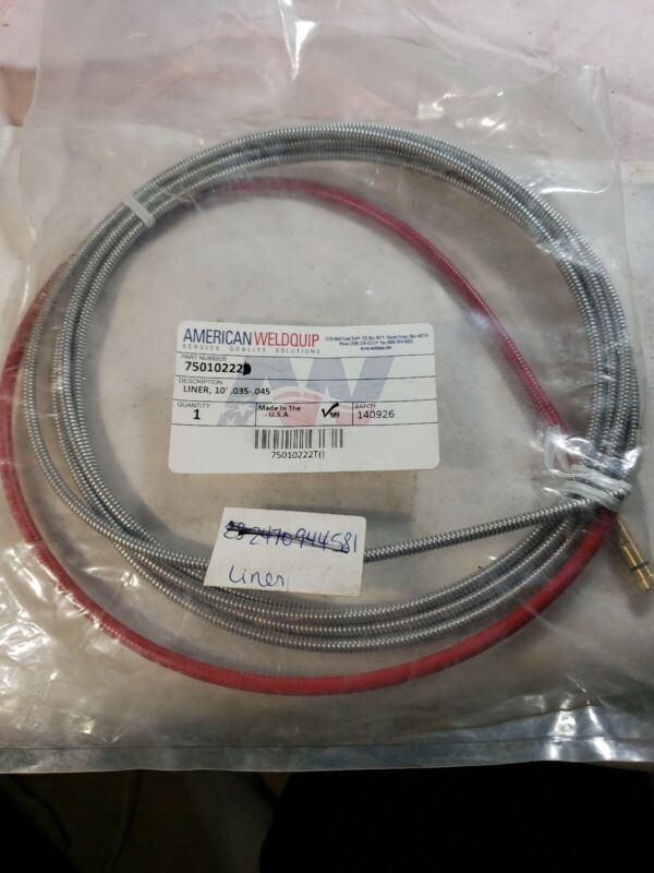 """AMERICAN WELDQUIP INC. * 10"""" LINEAR DIRECT CONNECT  * 75010222"""