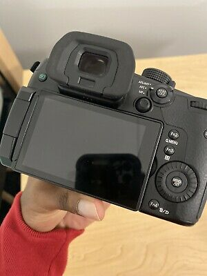 Panasonic Lumix GH5K Mirrorless Digital Camera - Black Body & Accessories