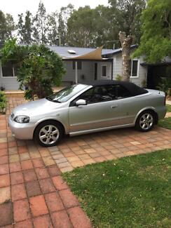 2003 Holden Astra Convertible Woodrising Lake Macquarie Area Preview