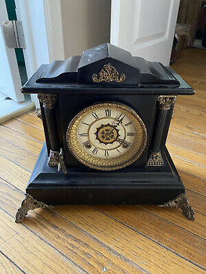 Waterbury Antique mantle Clock