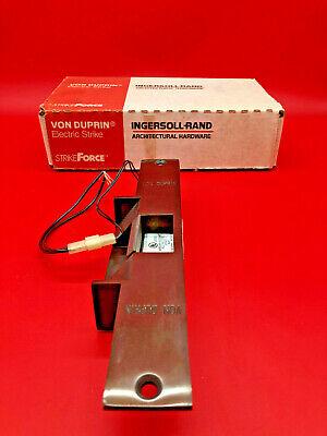 Von Duprin 6215 Fs Fail Safe Electric Strike 24vdc Us10b 029705-86