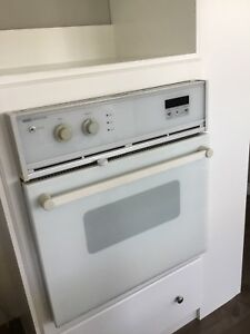 Jenn-Air self cleaning wall oven