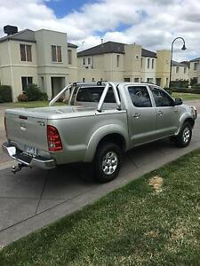 2007 Toyota Hilux Ute Rowville Knox Area Preview