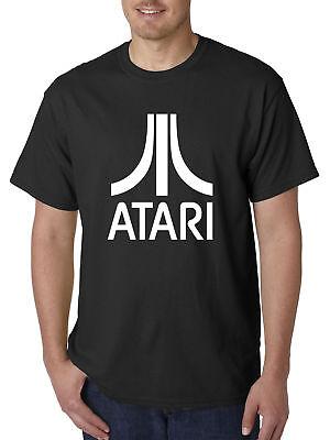 New Way 901 - Unisex T-Shirt Atari 2600 Old School Gaming System Logo