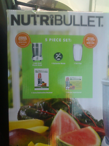 Nutribullet new unopened Campbelltown Campbelltown Area Preview