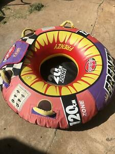 Water boat tow ring