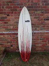 MTD surfboard short board 6'0 Belmont Geelong City Preview