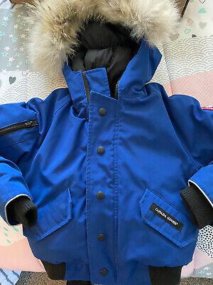 Youth Canada Goose Rundle Jacket