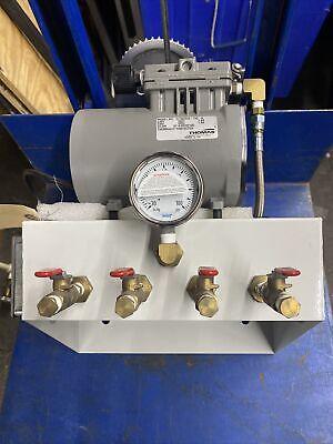 Thomas 617bc22 Air Compressor Assembly Kit. New