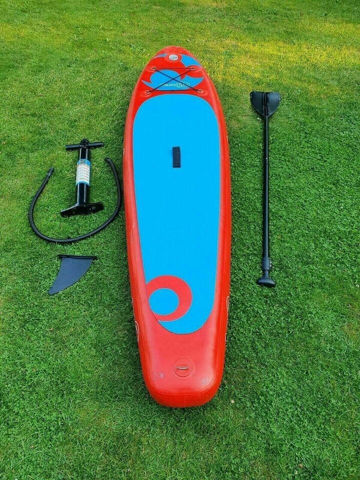 NEU ab sofort EUR 10/Tag SUP leihen /+ Kids Board Stand Up Paddle in Erfde